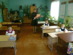 День Знаний в Будёновской школе